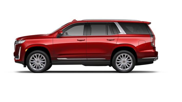 2021 Cadillac Escalade Premium Luxury in Wheatland, WY ...